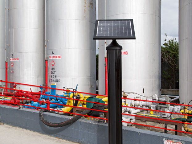 High Value Petroleum & Fertilizer Storage Perimeters